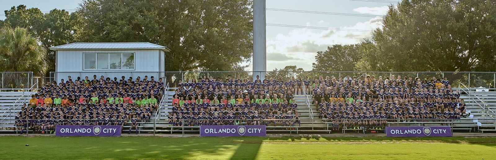 OCYS places 12 players into Professional MLS Club Academy